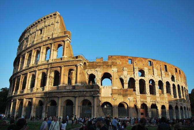 Segundo dia em Roma: Colosseo, gelato no Pantheon e muito burburinho no Campo dei Fiori