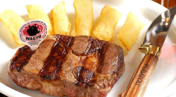 Rubaiyat: a melhor carne de Madrid é… brasileira