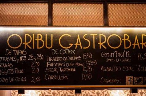 Oribu Gastrobar