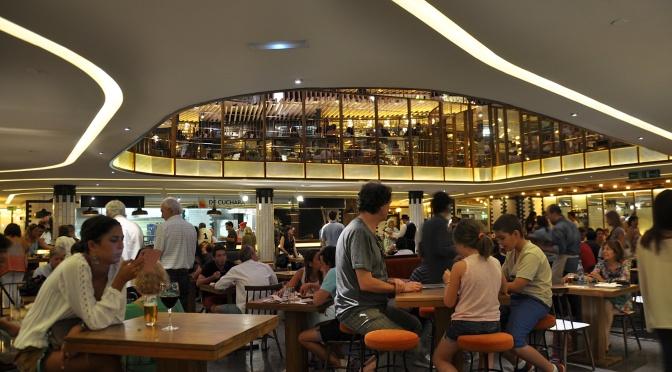 Platea: espaço gastronômico de luxo na milla de oro madrileña
