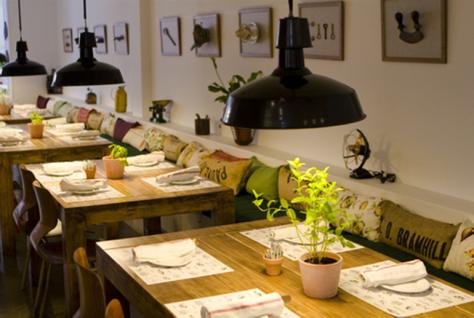 Santo Restaurante & Deli