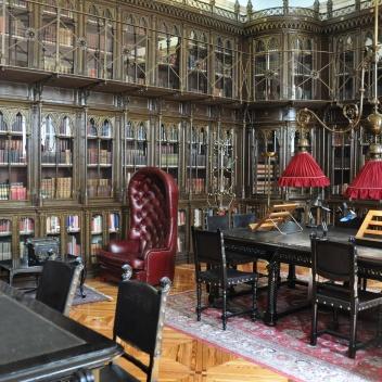 Biblioteca do Casino