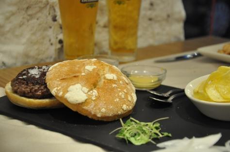 Hamburguesa de Buey Gallego Madurado
