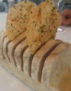 Tortilla de camarón