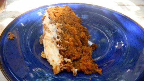 Torta de cenoura de Celicioso