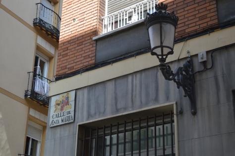 Calle de Santa María