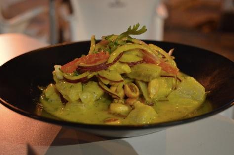 Ceviche Chalaco