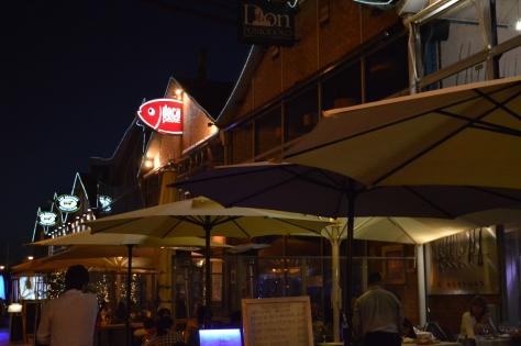 Restaurante Doca do Peixe