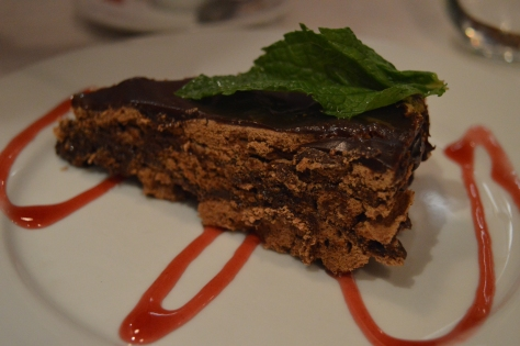 O melhor bolo de chocolate do mundo