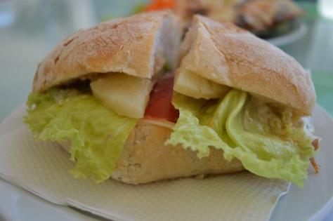 Sandwich Waikiki