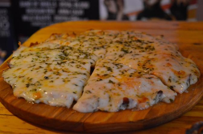 Mastropiero: pizza argentina com ambiente peculiar em Malasaña