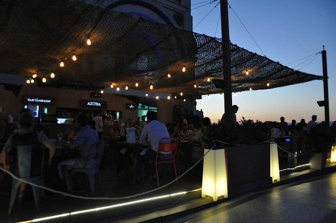 Terrazas para tomar copas e desfrutar das vistas de Madrid