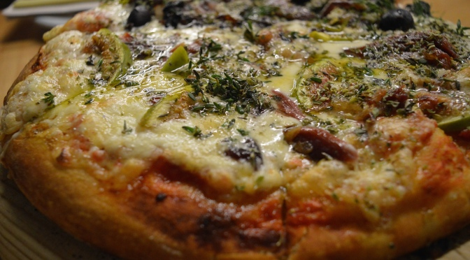 Picsa: Pizza ao estilo argentino em Madrid
