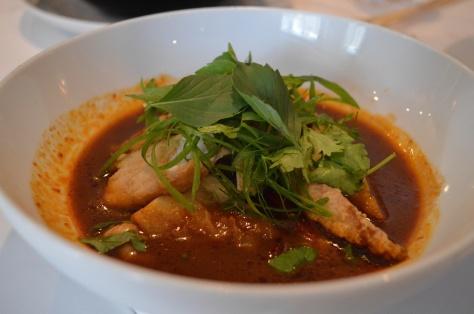 Curry de chicharro