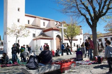 Plaza Larga