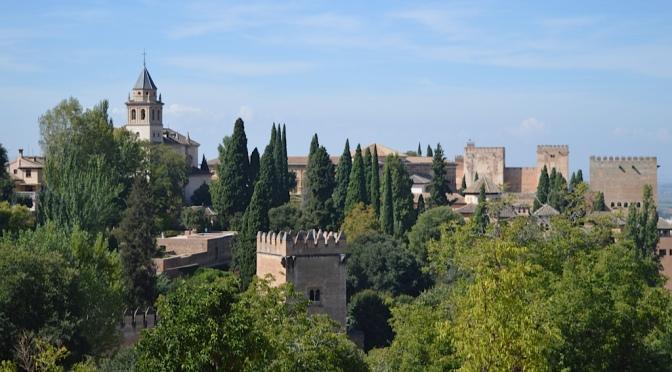 Fim de semana andaluz: a Alhambra, o Albaicín e animadíssima noite granadina