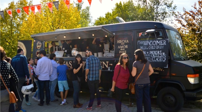 MadrEAT: o mercado de street food gourmet de Madrid