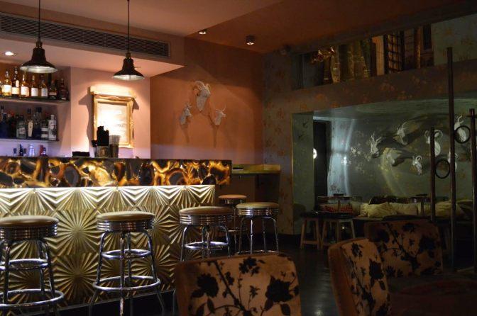 Le Cabrera: para tomar cocktails e comer bem no centro de Madrid
