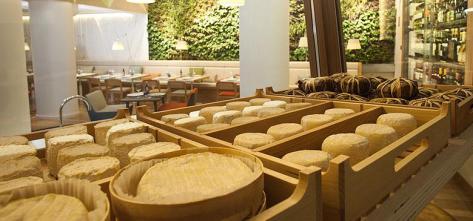 Os queijos (foto do site)