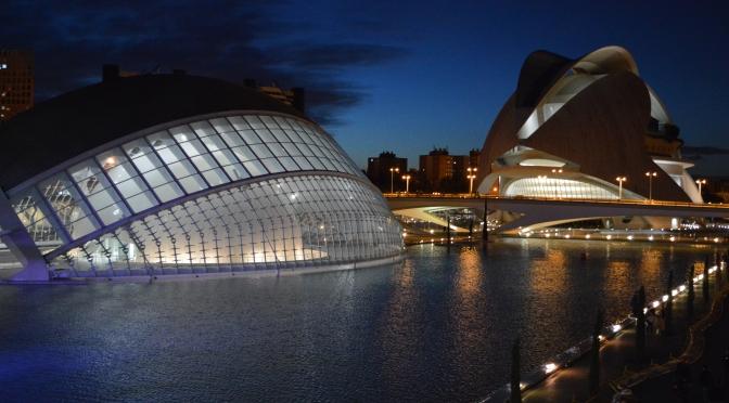 Valencia: maratona, paella e tapas