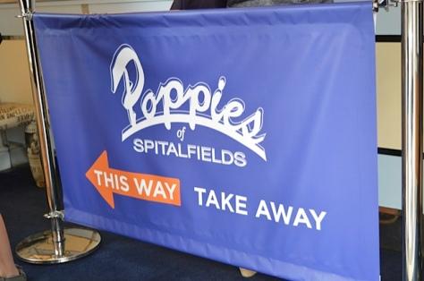 Poppies of Spitalfields