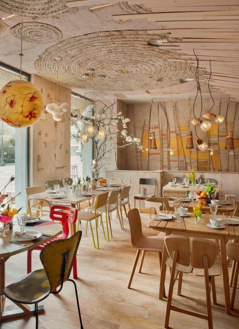 Interior restaurante (foto do Facebook Mama Campo)