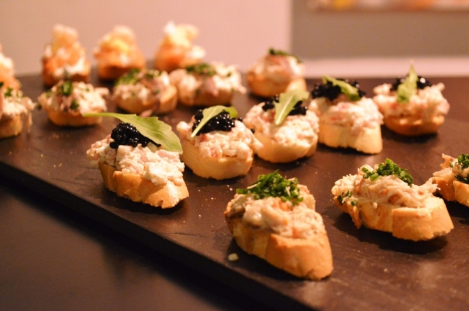 Curso de Pintxos Vascos em Kitchen Club, Madrid