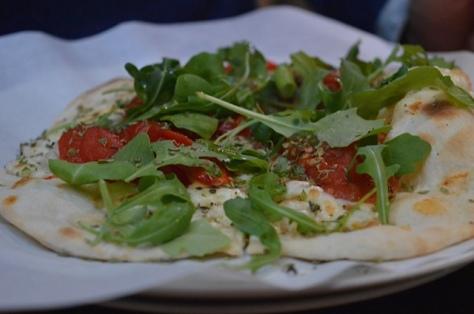 Pizzetas de Olivia