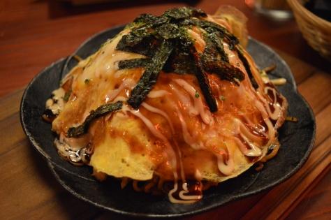 Hiroshimayaki do Hattori Hanzo