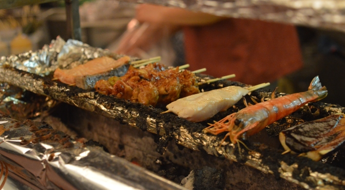 Hattori Hanzō: chega a Madrid a primeira izakaya trazendo a street food japonesa