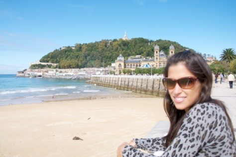 Praia de San Sebastián