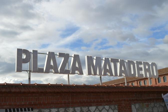 O Matadero e o Mercado de Productores em Madrid
