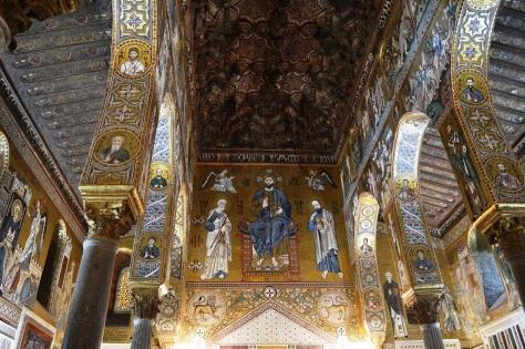Cappella Palatina (Palazzo dei Normanni)