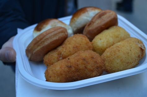 Street food siciliana