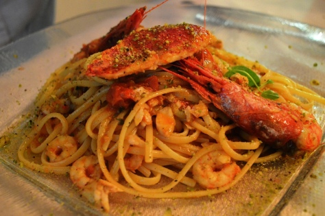 Spaghetti Spanò