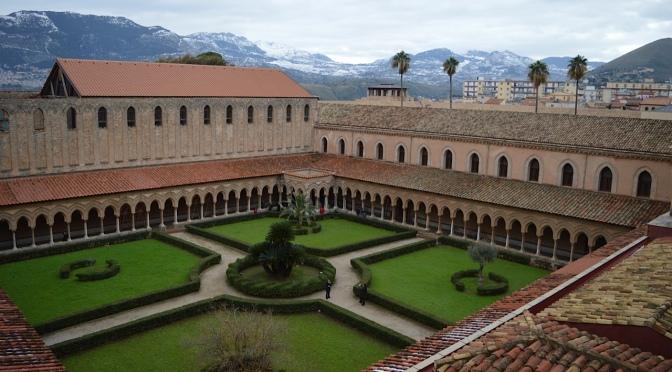 Os arredores de Palermo: a Catedral de Monreale e a praia de Mondello