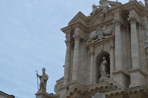 Detalhe do Duomo