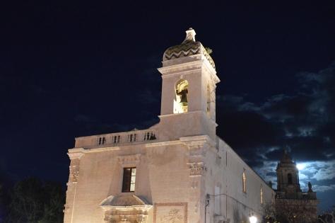 Uma das igrejas do Giardino Ibleo