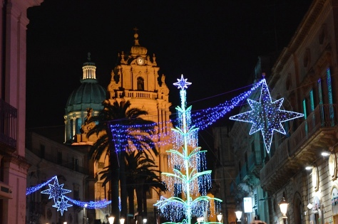 Piazza Duomo - Ragusa Ibla