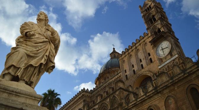 Reveillon em Palermo ao som de samba