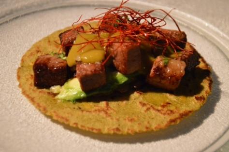 Tacos de Wagyu