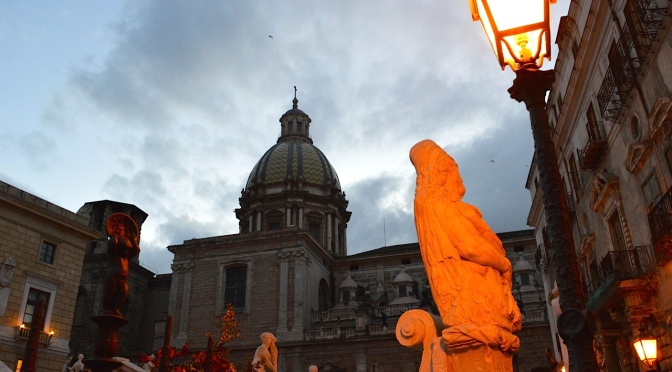Visitando Palermo: as principais igrejas, o famoso Mercato Ballarò e o melhor pesto da cidade