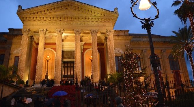 Visitando Palermo: os Teatros, a Via Maqueda e a pizza mais disputada da cidade