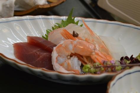 Jantar tradicional japonês