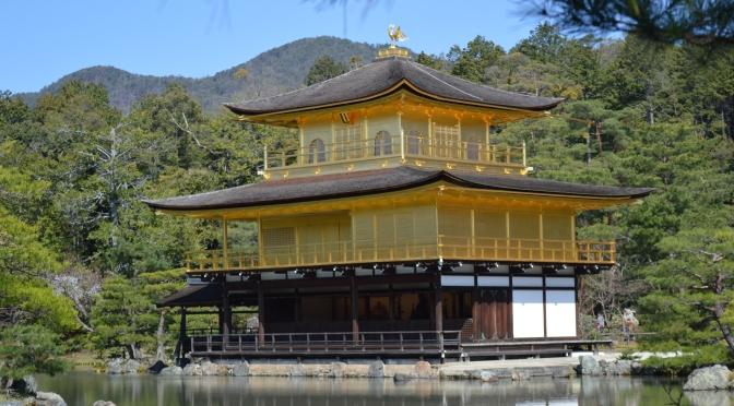 Viajando pelo Japão: o Pavilhão Dourado, o Bosque de Bambus e o Santuário de Fushimi-Inari – Kyoto