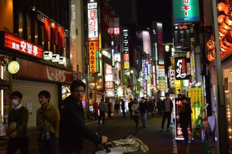 Kabukichi, Shinjuku