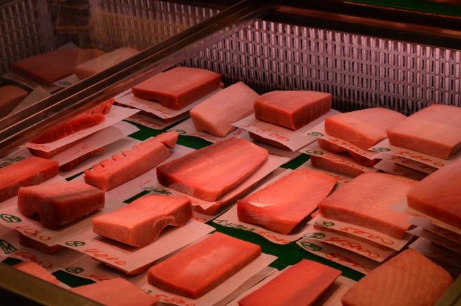 Viajando pelo Japão: Tsukiji, Ginza e Akihabara – Tokyo