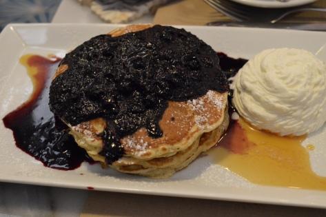 New England pancakes