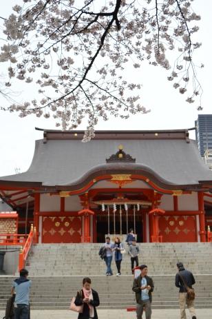 Templo em Shinjuku
