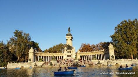 Parque do Retiro(foto Andrea Lima)